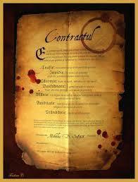CONTRATUL PACTE AVEC SATAN POUR AVOIR DE L'ARGENT secte WADEDJI dans affection 10