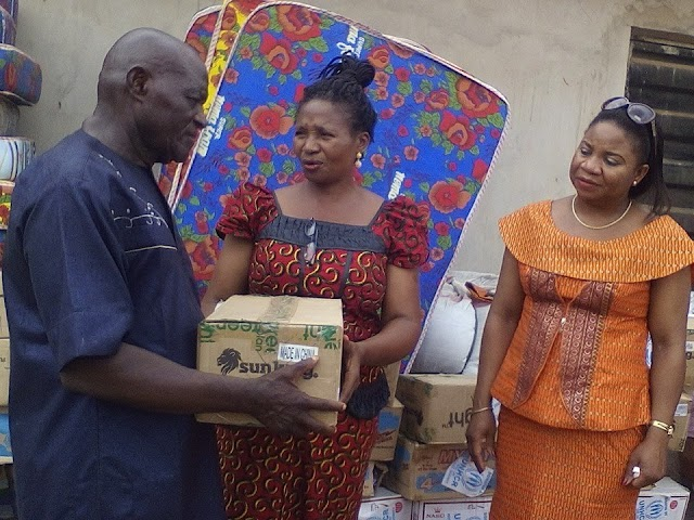 UNHCR Donates Relief Materials Worth Millions of Naira to Benue State Government
