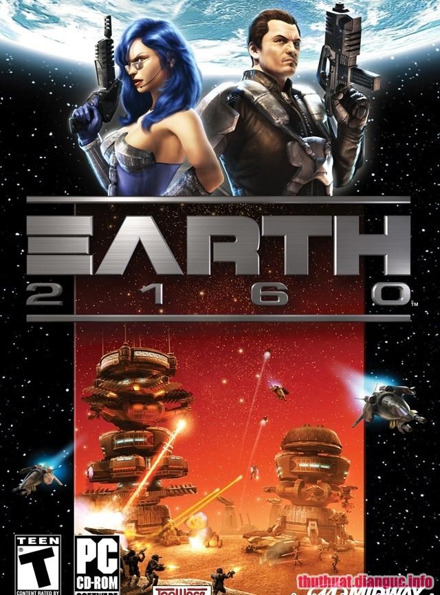 Download Game Earth 2160 - Đại chiến trên sao Hỏa Full crack