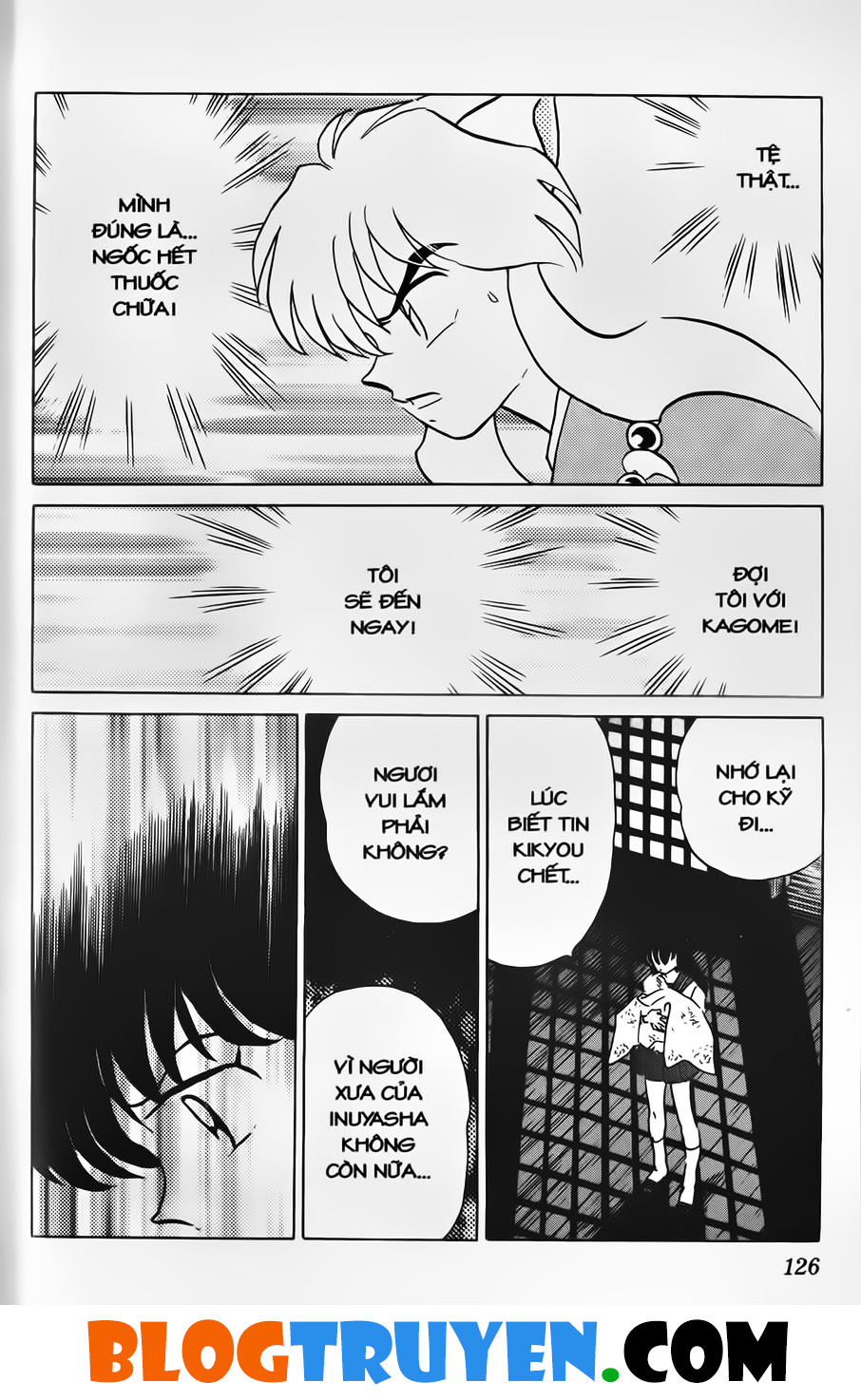 Inuyasha vol 29.7 trang 13