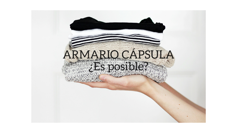 Armario De Parede Cozinha ~ Mery Shopping Armario cápsula u00bfes posible?