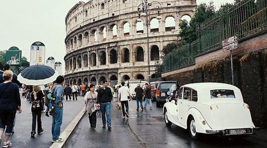 buenos días Roma - Durante tu viaje a Roma