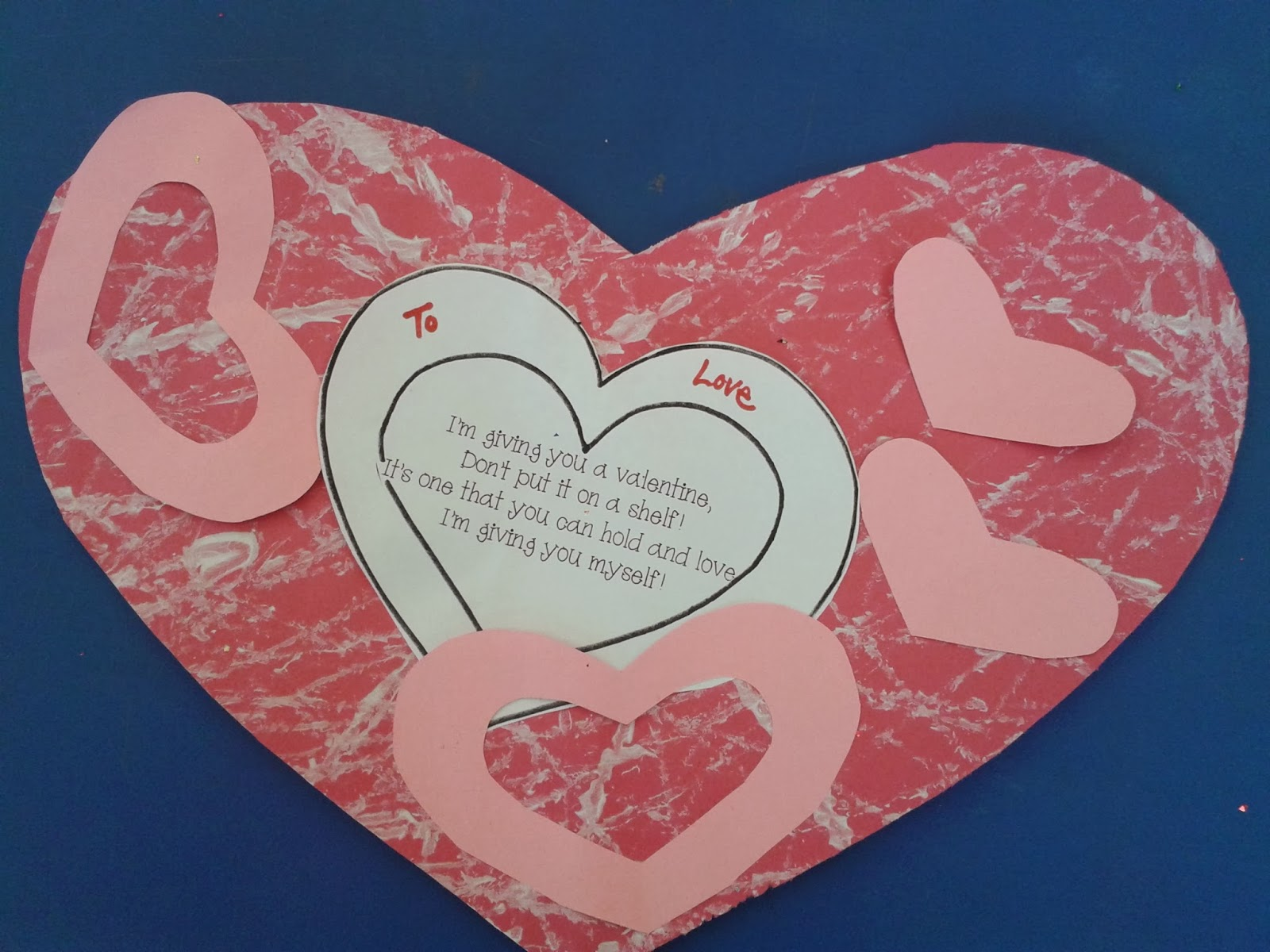 Teach Easy Resources Show The Love Valentine S Day Cards For Parents