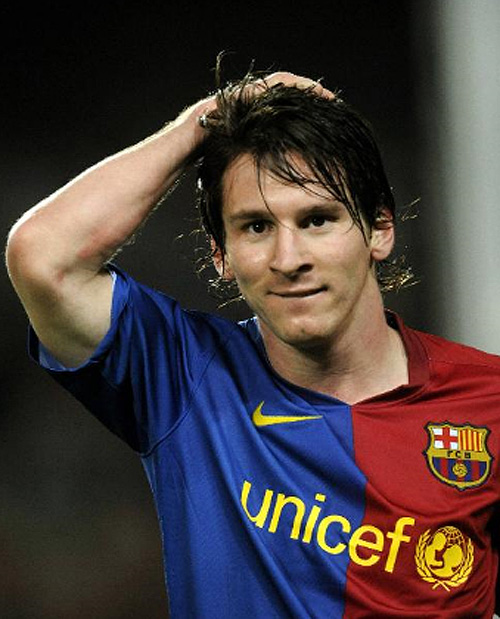 Lionel Messi A Look At The Barcelona Star S Sensational: Information