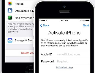 Cara Bypass Lock Activation Iphone 4