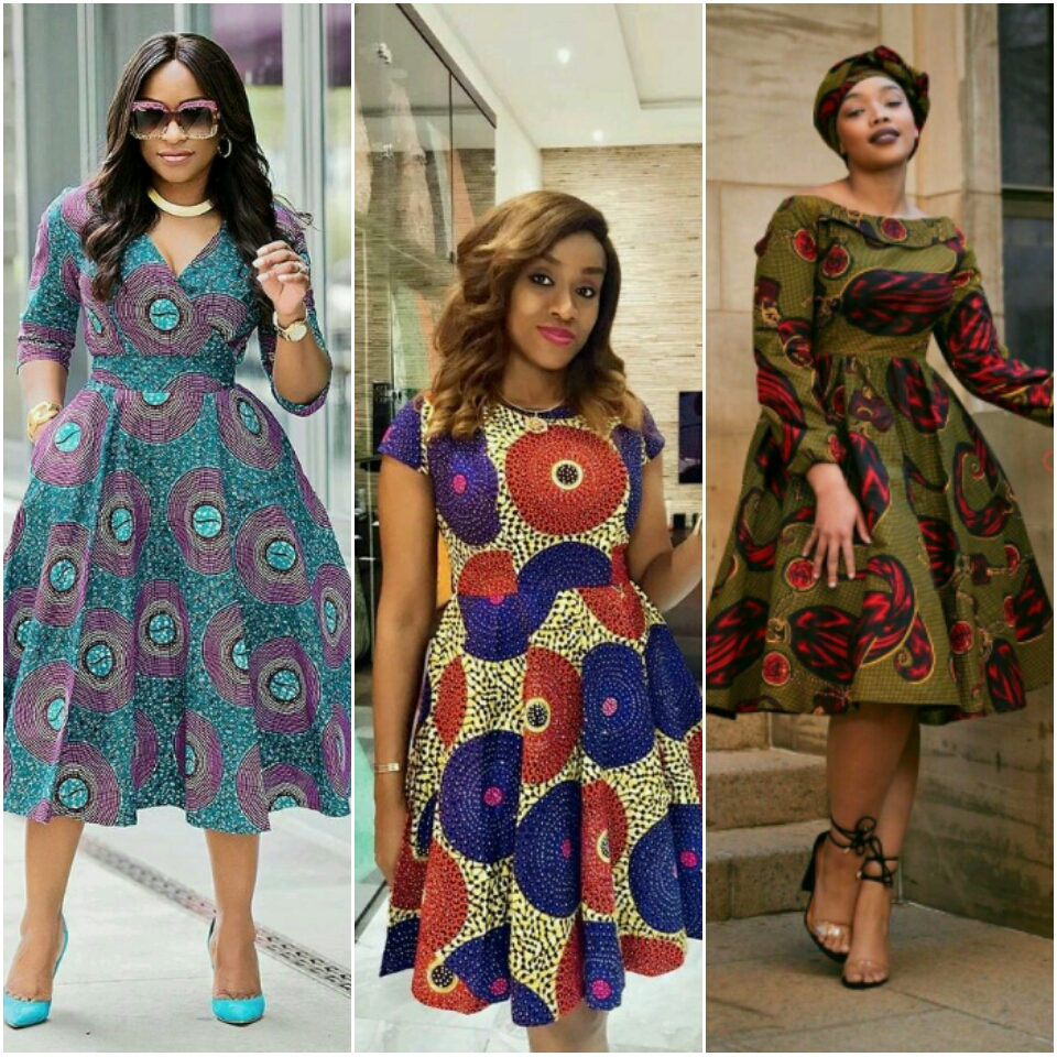 Plus Size Maxi African Fashion Ankara Style Download