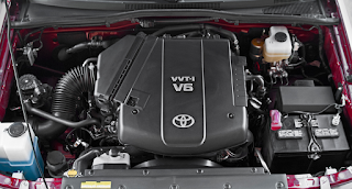 2018 Toyota Tacoma TRD Sport Package Engine