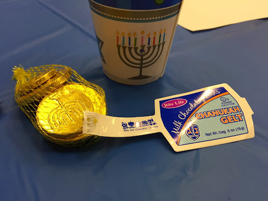 Celebrating Life, Renewal, and Hope at Chanukah