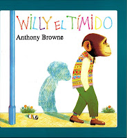 WILLY EL TÍMIDO - BROWNE
