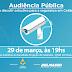 Parlamentar realiza Audiência Pública sobre a segurança pública de Ceilândia