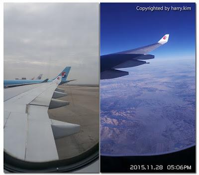 인천-상하이 동방항공
