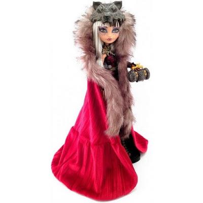 Эксклюзивная кукла 2014 года Эвер Афтер Хай Сериз Худ