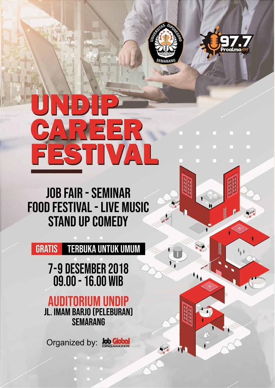 Job Fair UNDIP Gratis