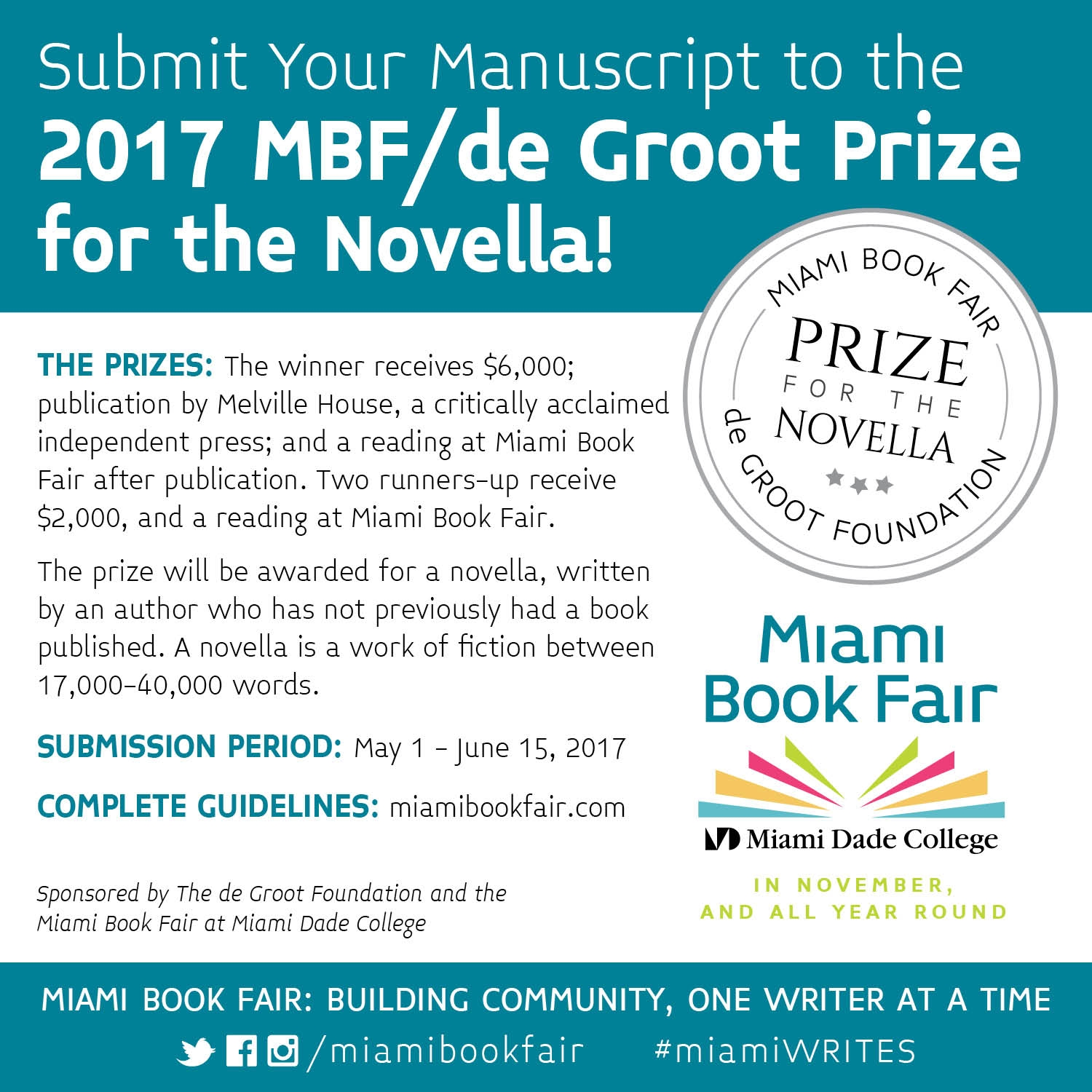 Jan Becker, Author Of The Sunshine Chronicles And Media Publicist For The  Miami Book Fair, Sent Us The: