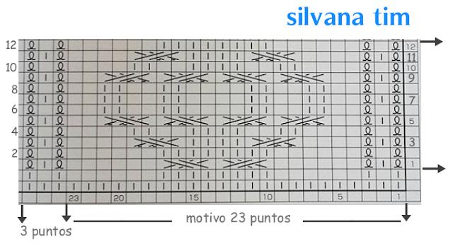diagrama silvana tim