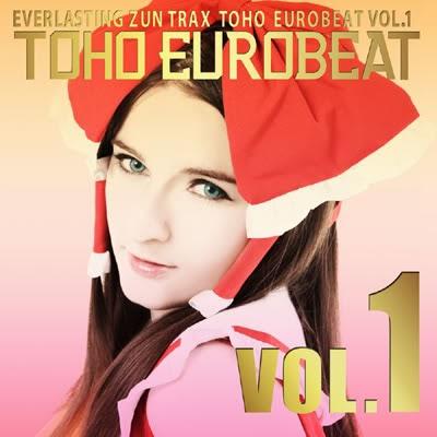 toho eurobeat vol 8
