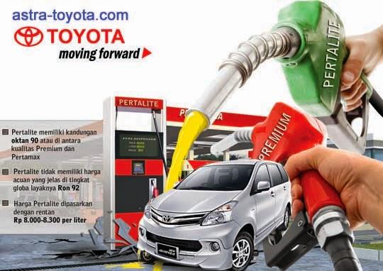 Grand New Avanza Pakai Pertalite Toyota Yaris Ativ Trd Auto2000 Probolinggo Berikut Perbandingan Bbm Menggunakan Dan Premium