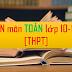 Sáng kiến kinh nghiệm môn Toán cấp THPT (SKKN môn toán lớp 10, 11, 12)