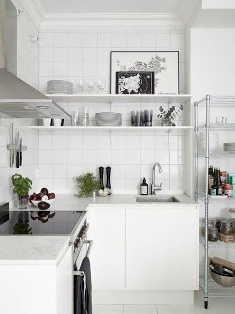 Small Kitchens  6 Ideas for Decorating  6