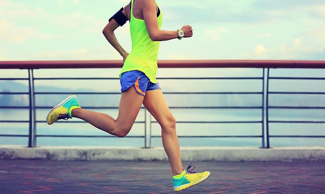 Teknik Lari yang Benar