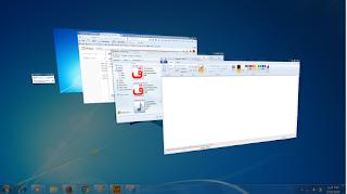 Inilah Fungsi Tombol Windows Sama Tab Sebagai Percantik Tampilan Desktop