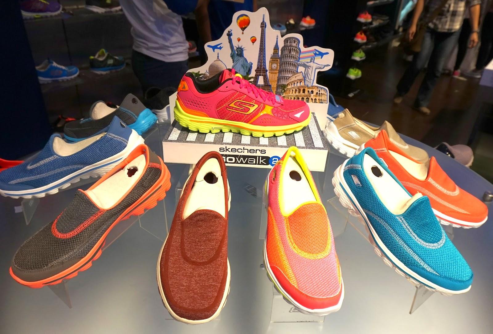 Skechers Go Walk 2. Feel the Bounce