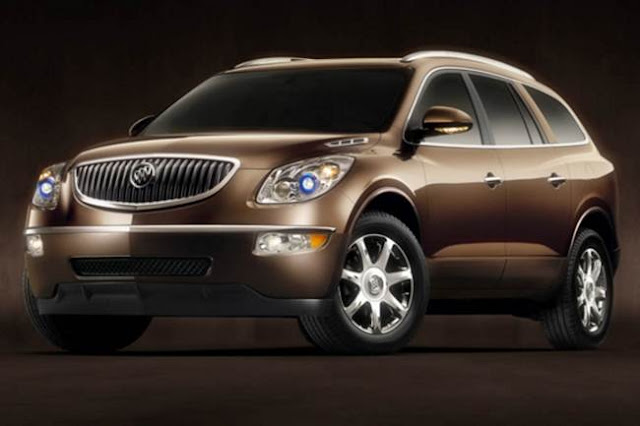 2017 Buick Enclave Redesign