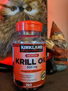 add Krill oil to a Keto Diet