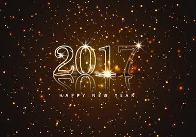 Happy New Year 2017 Dearies!