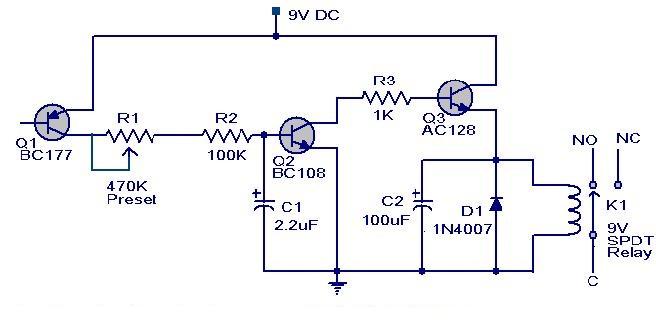Cheap Fire Alarm Circuit