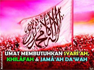 ideologi Islam umat Islam