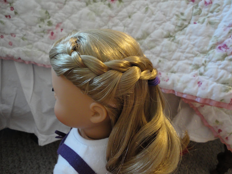 Ag Hair Styles: American Girl Doll Chronicles: Beautiful French Braid