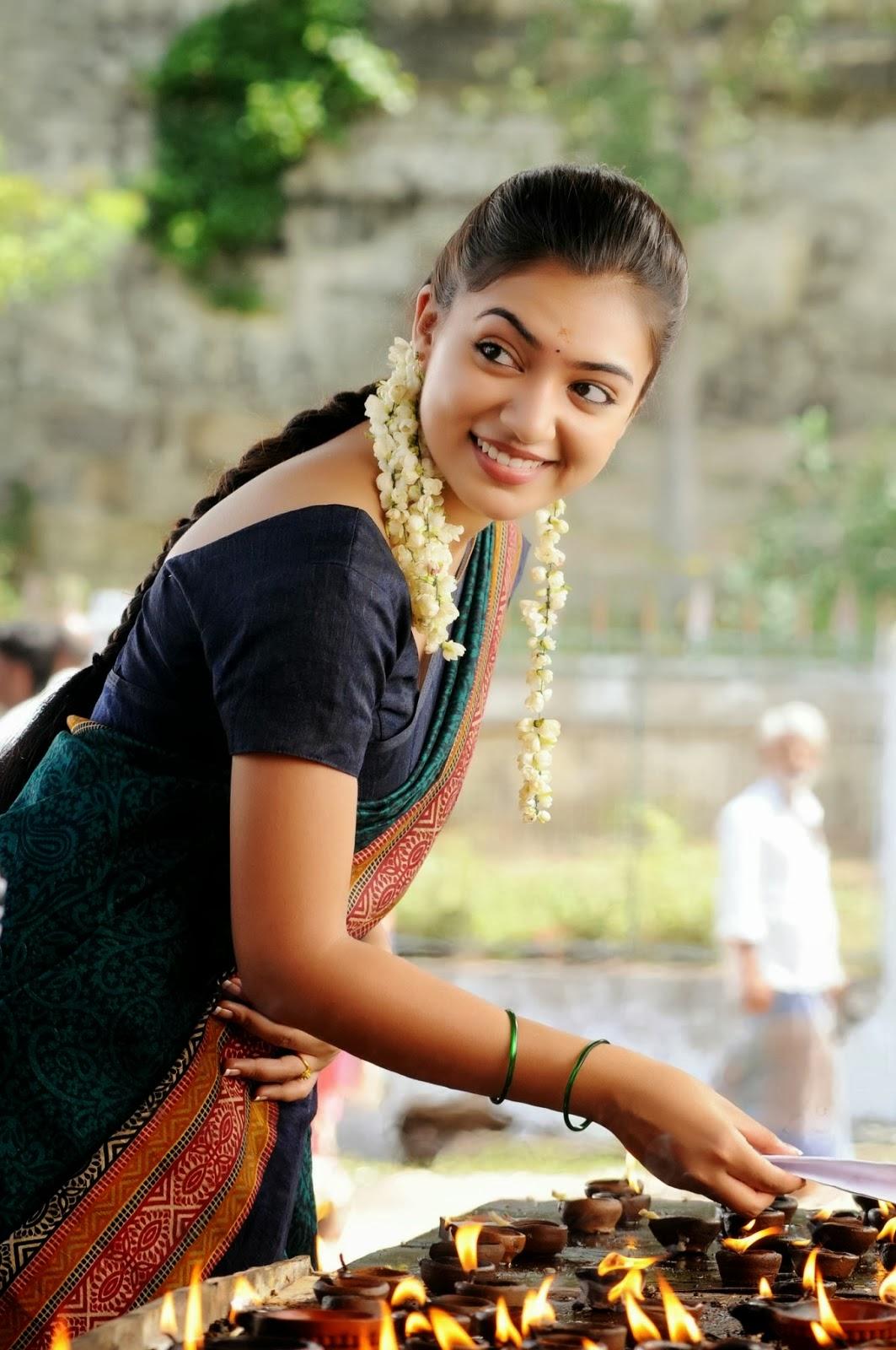 Actress Nazriya Nazim