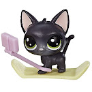Littlest Pet Shop Series 2 Family Pack Jade Catkin (#2-78) Pet