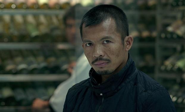 Film Hollywod yang dibintang Cecep Arif Rahman