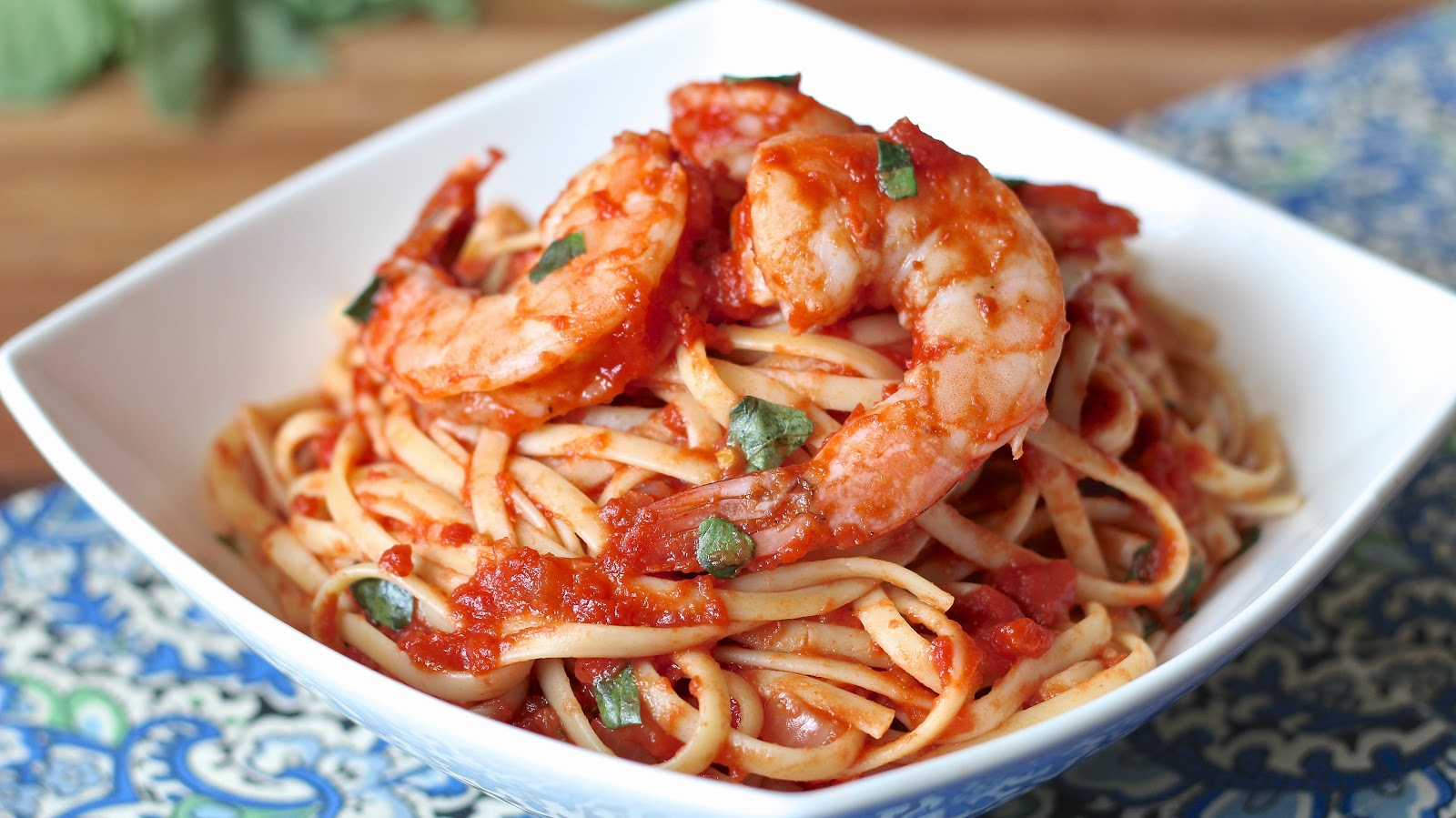 Shrimp Fra Diavolo