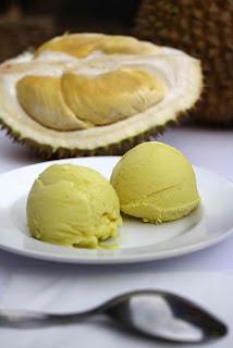 Resep Cara Membuat Es Krim Dengan Rasa Durian Yang Enak