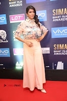 Actress Lakshmi Manchu Pos in Stylish Dress at SIIMA Short Film Awards 2017 .COM 0020.JPG