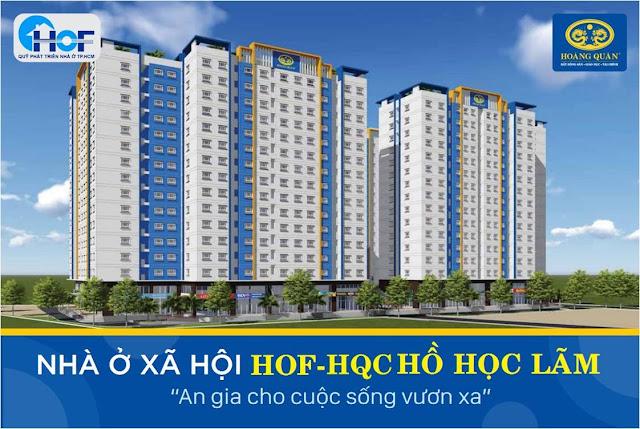 Căn hộ Hof Hqc Hồ Học Lãm