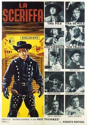 La sceriffa
