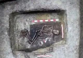 Θρακιώτης γίγαντας 4.000 χρόνων βρέθηκε στην Βουλγαρία!