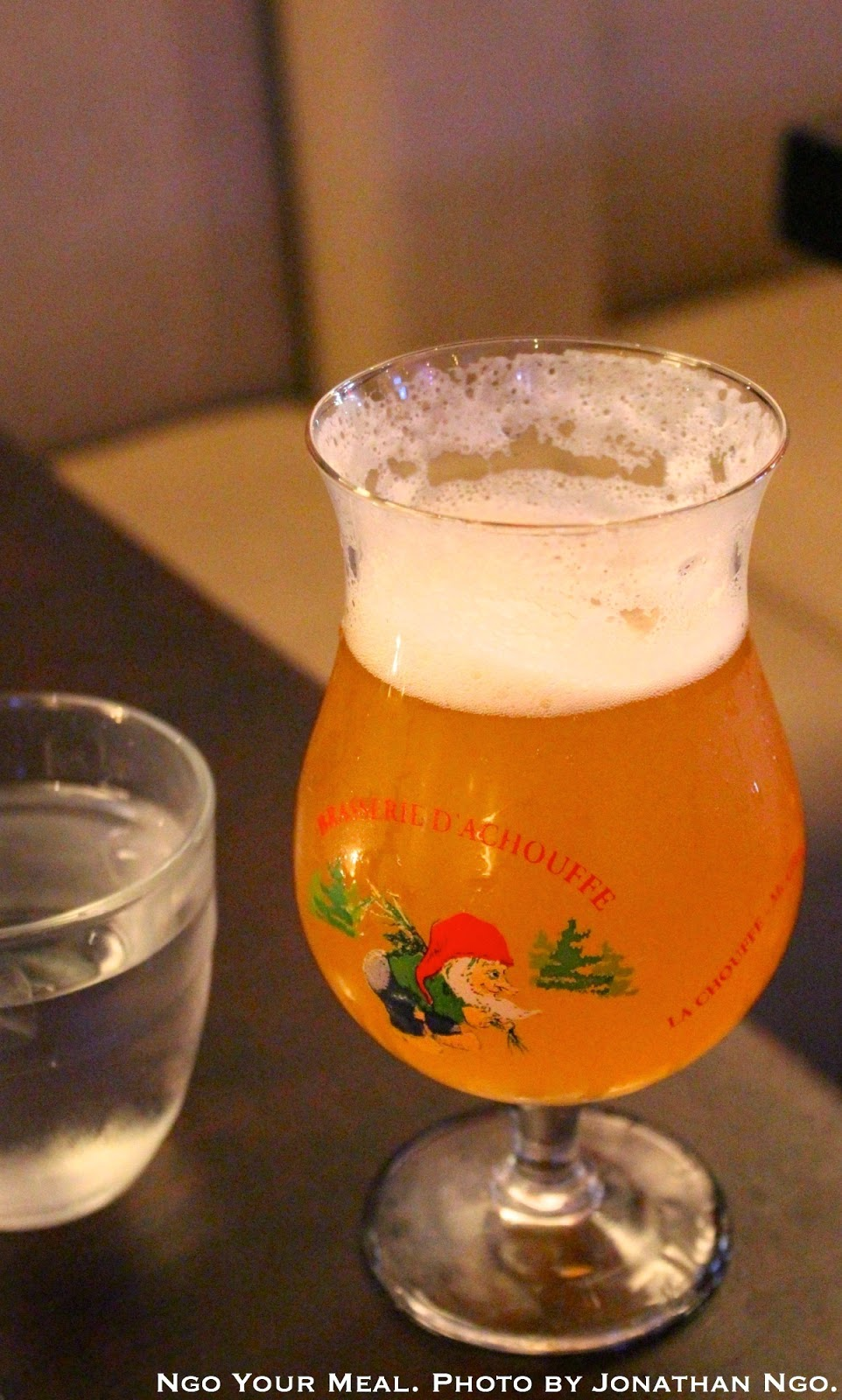 Houblon Chouffe at BXL Zoute