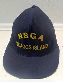 NSGA Skaggs Isalnd Ball Cap