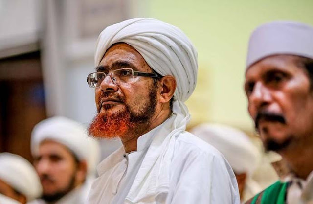 Forum LIMA: Berita Habib Umar yang Sebut Reuni 212 Bertentangan dengan Nilai Islam, HOAX!