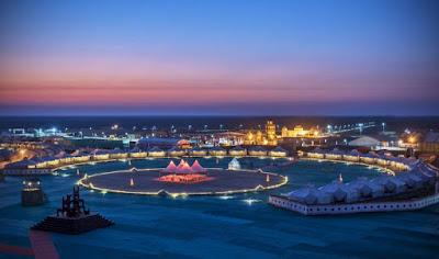 Kutch Rann Utsav, Gujarat