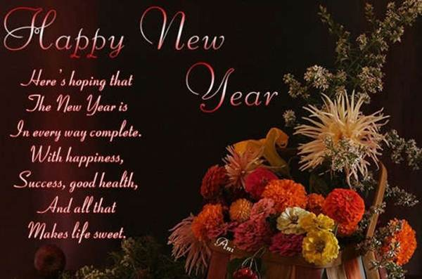 HAPPY NEW YEAR 2017 WISHES