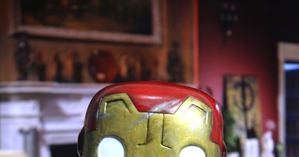 Riverspoons Studios Riverspoons Funko Pop Iron Man Mark