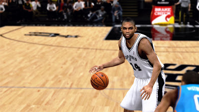 NBA 2K13 Gary Neal Cyberface Player Update