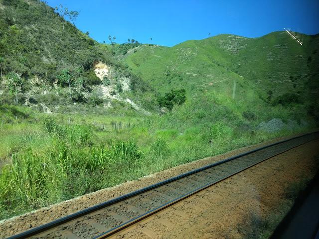 Passagem de Trem de Belo Horizonte a Vitória