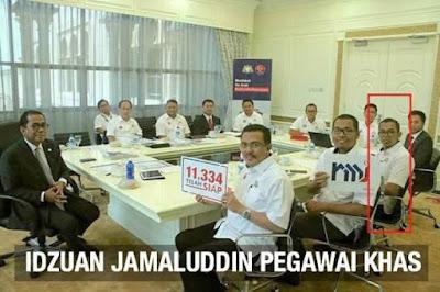 Muhammad Idzuan Jamaluddin